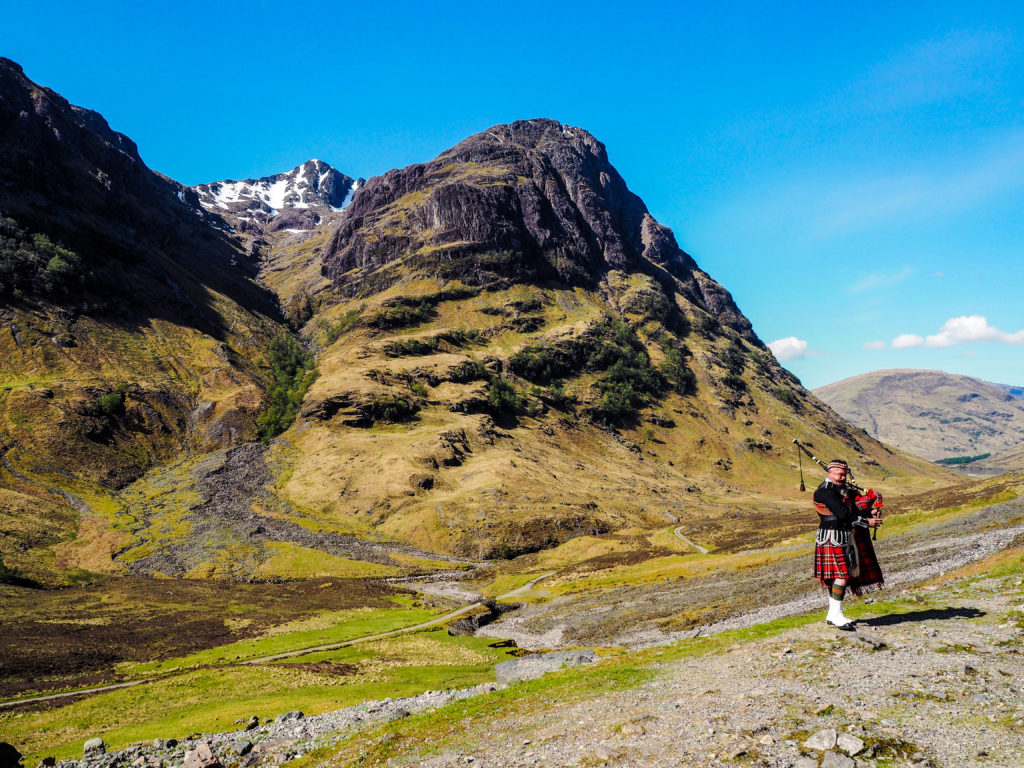 Schottland Travel Diary, Highlands